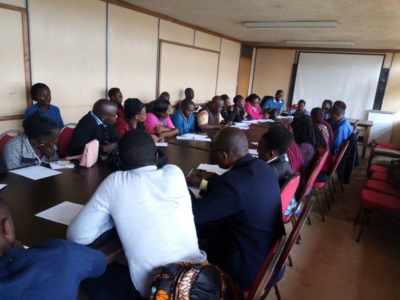 Nairobi Child Protection Team Meetings 2019