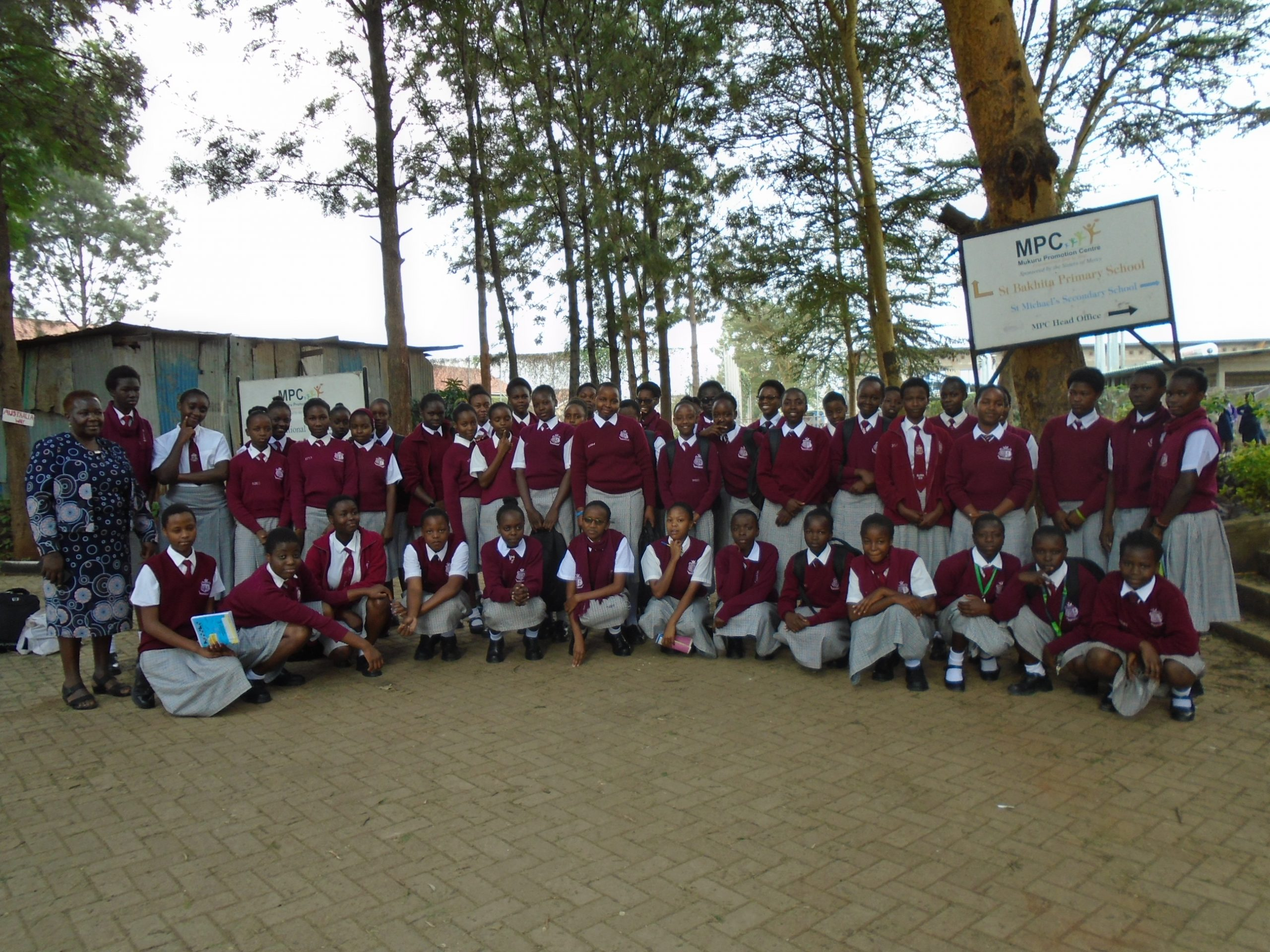 Our Lady of Mercy Secondary School, South B