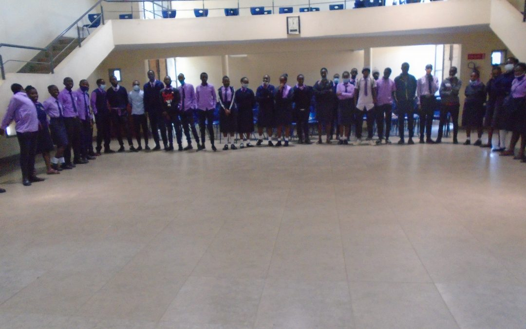 ST. MICHAELS SECONDARY MENTORSHIP